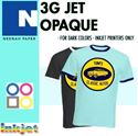Picture of 3G JET-OPAQUE Heat Transfer Paper 8.5x11